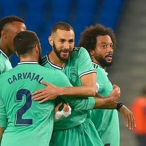 Na luta pelo título, Real Madrid encara o Alavés pelo ...