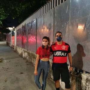 Sem as torcidas, entorno do Maraca é palco de ciclistas ...