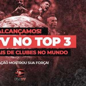 Flamengo ultrapassa Liverpool em inscritos no YouTube e ...
