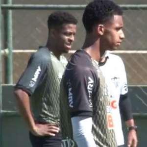 Keno já treina na Cidade do Galo e será apresentado ...