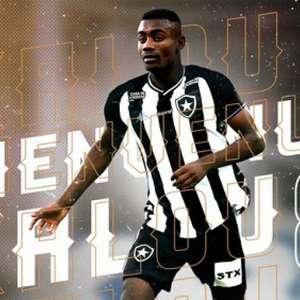 Salomon Kalou é anunciado como reforço do Botafogo: 'Muito orgulho'