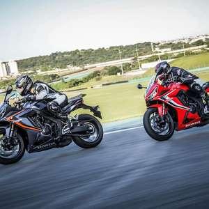 Honda lança novas motos CB 650R naked e CBR 650R esportiva