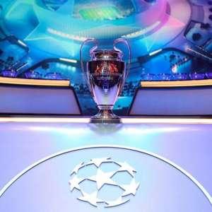 Confira os confrontos das fases finais da Champions League