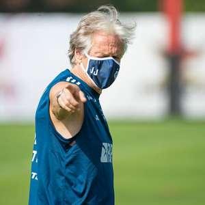 Sob o comando do Mister, Flamengo soube dar respostas ...