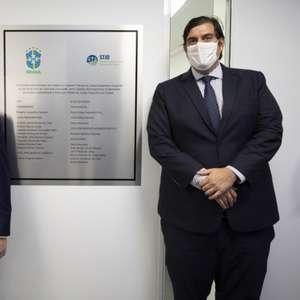 Com a presença de Rogério Caboclo, STJD inaugura nova ...