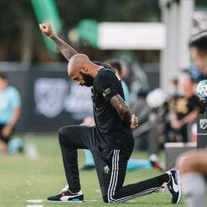 Rodada da MLS é marcada por ações antirracistas