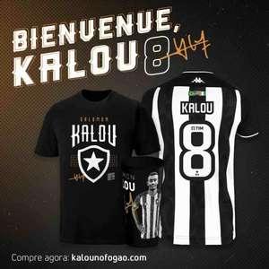 Botafogo lança site para venda de produtos ...
