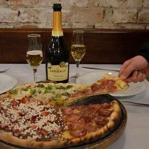 Dia da Pizza: data pede acompanhamento de um bom vinho ...