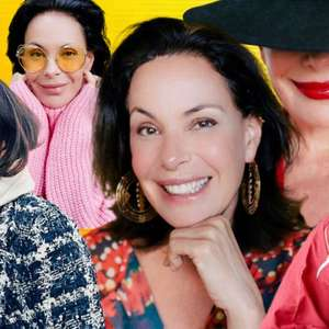 Carolina Ferraz revive início na TV ao estrear na Record