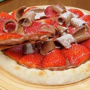 11 receitas de pizza doce que dão água na boca