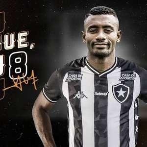 Um dia após anúncio, Botafogo dá camisa 8 e lança linha ...