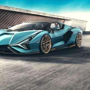 Conheça o Lamborghini de 819 cv com motor V12 eletrificado