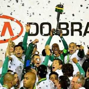 Há oito anos, Palmeiras comemorava bi da Copa do Brasil; ...