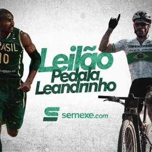 Itens exclusivos: Leilão beneficente de Leandrinho entra ...