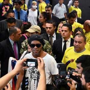 Ronaldinho Gaúcho tem recurso negado e segue preso no ...