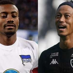 Ao L!, Honda elogia contratação de Kalou pelo Botafogo: 'Nível altíssimo'
