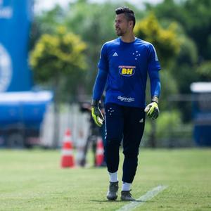 Fábio, do Cruzeiro, revela que já foi sondado pelo ...