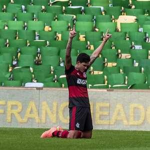 Flamengo vence Fluminense na primeira partida da final ...