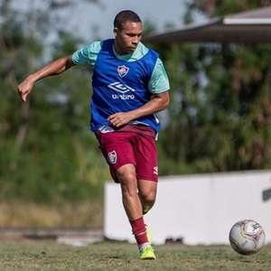 Wellington Silva está com covid-19 e fica fora da final