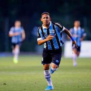 Futebol de Portugal pode levar cria da base do Grêmio