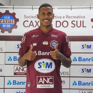 Caxias planeja renovar empréstimo de Da Silva, atacante ...
