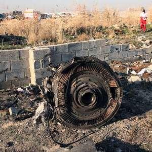 Irã culpa 'erro humano' por abatimento de avião ucraniano