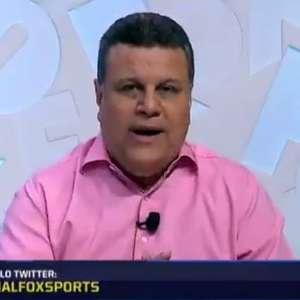 Téo José vai narrar a final do Campeonato Carioca no SBT