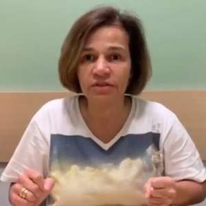 Claudia Rodrigues é internada em hospital de São Paulo