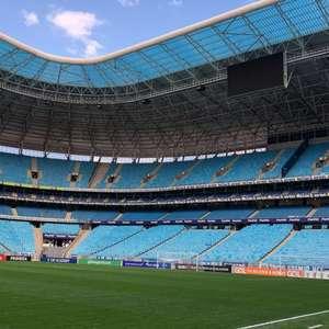 Grêmio registra dois casos de COVID-19 no elenco