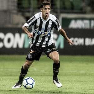 Bryan Ruiz comunica rescisão de contrato com o Santos: ...