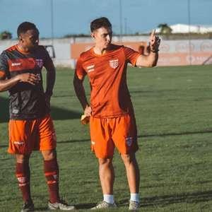 Claudinei analisa jogo decisivo contra o Ceará na Copa ...