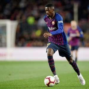 Dembélé não quer deixar o Barcelona na próxima janela de ...