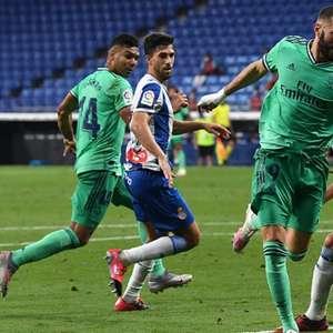 Benzema será banco pelo Real Madrid contra o Granada