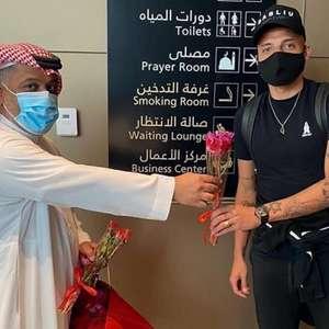 Já na Arábia, Guilherme projeta Al-Faisaly: 'Oito jogos ...