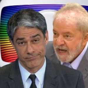 Suposto perdão da Globo ao PT reacende guerra Lula x Bonner
