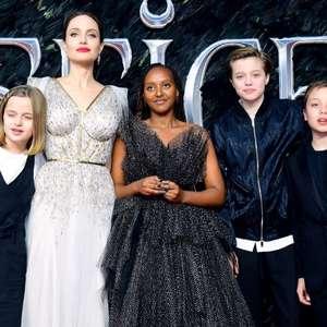 """""""Separei pelo bem-estar dos meus filhos"""", declara Jolie"""
