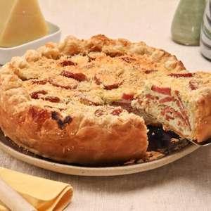 9 Receitas de torta aberta para fazer no jantar