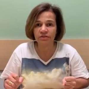 Claudia Rodrigues tem fratura na costela e lesões no cérebro