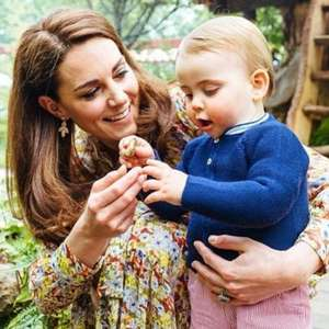 Kate Middleton aponta dificuldade do filho caçula, ...