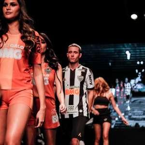 Atlético-MG e Le Coq lançam nova coleção de uniformes no ...