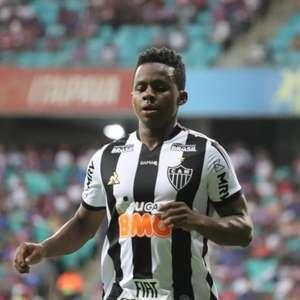 Sem futuro no Atlético, Cazares é oferecido ao São Paulo