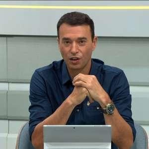André Rizek retorna ao estúdio para o 'Seleção Sportv' e ...