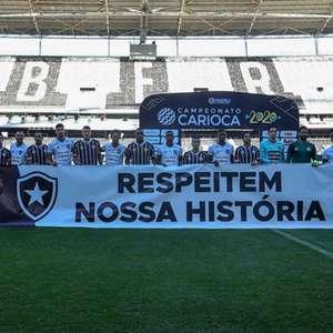 Ferj aciona Botafogo e Flu e chama manifesto de 'chilique'
