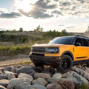 Ford confirma vinda dos SUVs Bronco e Bronco Sport em 2021