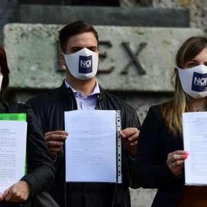'Queremos respostas': os parentes de vítimas da covid-19 ...