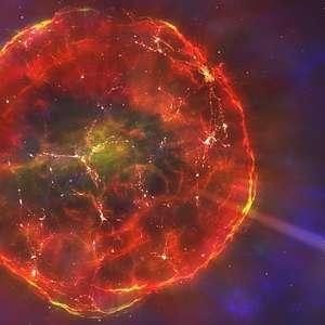 A misteriosa estrela que 'sobreviveu' a supernova e foi ...