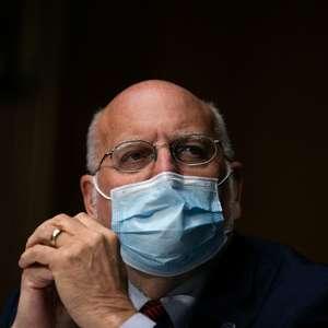 Diretor de CDC dos EUA diz que uso de máscaras pode ...