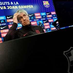 Técnico do Barça responde comentário de Luis Suárez