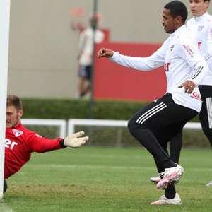 São Paulo faz último treino em Cotia com Liziero no ...