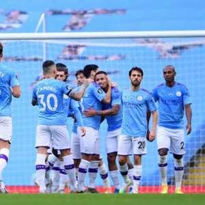 Girando o elenco, Manchester City vence o Bournemouth em ...